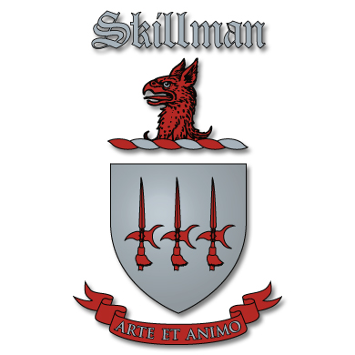 Skillman Coat of Arms