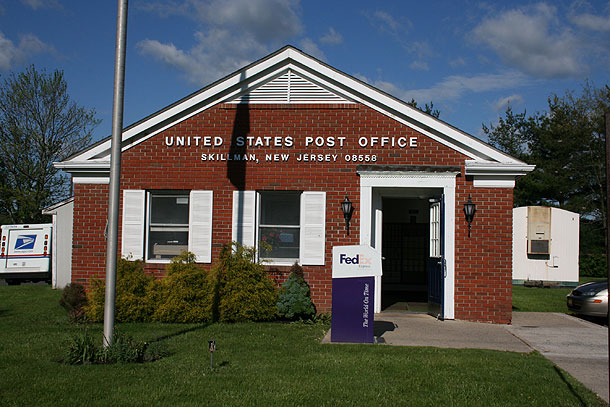 U.S. Post Office at Skillman, NJ 08558